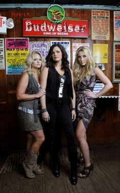Pistol Annies | Credit: The Tennessean: http://www.pistolannies.com/