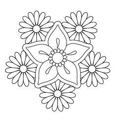 – Coloring Pages & Such - Malvorlagen Mandala Mandala Art, Mandala Drawing, Mandala Painting, Mandala Pattern, Dot Painting, Painting & Drawing, Mandala Coloring Pages, Colouring Pages, Adult Coloring Pages