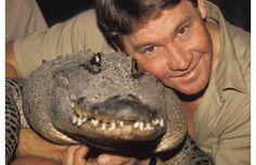 #TheCrocodileHunter #SteveIrwin