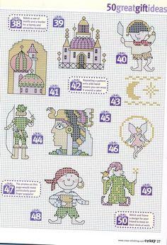 Gallery.ru / Фото #15 - Cross Stitch Crazy 110 - WhiteAngel