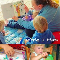 How to do Kid Activities with Toddlers in the Mix