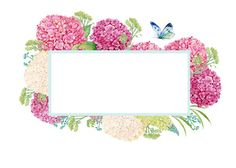 Credit to the owner Watercolor Print, Watercolor Flowers, Imagenes Free, Boarders And Frames, Cute Frames, Borders For Paper, Deco Floral, Binder Covers, Floral Border