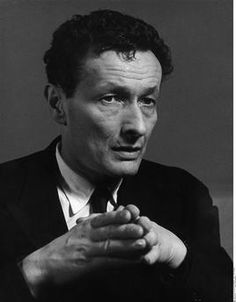Jean-Louis Barrault, vers 1953, Fritz Eschen Berlin, Berlinische Galerie