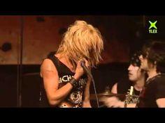 Michael Monroe - LIVE Provinssirock FINLAND 17.6.2011 -PART 7/7