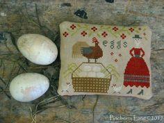 Pineberry Lane - Sister's Fstm Fresh Eggs