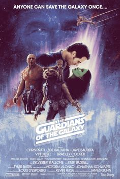 Guardians Of The Galaxy Vol 2 - Matt Ferguson ----