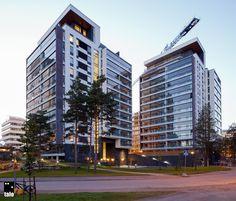 Taloforum.fi • katso viestiketjua - Metsätapiolan asuintornit, Espoo