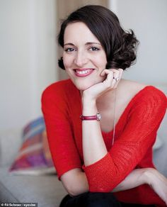 I wanted to be a boy, says Fleabag star: Phoebe Waller-Bridge reveals Pretty People, Beautiful People, Phoebe Waller Bridge, Ageless Beauty, Got The Look, Stunning Women, Celebs, Celebrities, Woman Face