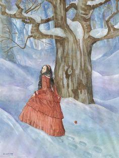 Snow White by David Hoffrichter