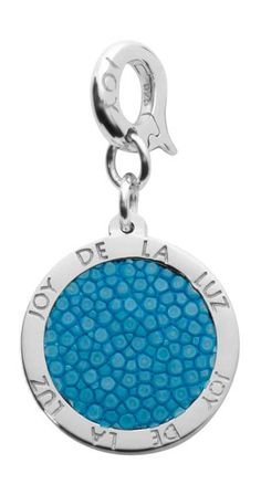 Joy de la Luz | Coin Stingray Turquoise big