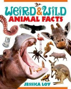 There are plenty of books about unusual animals. This is a book about fourteen well-known animals--kangaroos, hippos, giraffes--who all have unusual characteristics. For instance, did you know that a kangaroo's kick can be deadly, that a giraffe can clean its own ears with its tongue, or that a hippo has teeth as long as a child's arm? This accessible book, full of amazing photographs and easy-to-digest factoids, is perfect for animal lovers of all ages.
