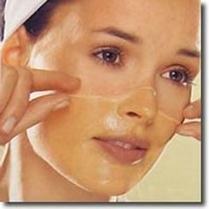 For blackheads (or an alternative to Bioré pore strips) mix 1 Tablespoon of unflavored gelatin with 1 Tablespoon milk; microwave for 10 seconds. Let cool and apply to the face. When the gelatin has dried and hardened, peel off.