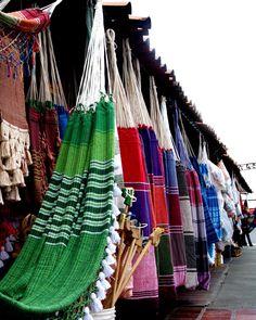 Aldea artesanal de Tintorero, Lara, Venezuela un espacio de detalles típicos muy a lo venezolano.