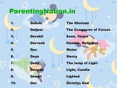 Here You Can Find Large Collection Of Indian Baby Names With Meaning Of Kark Rashi Like Dax means Water, Dev means DivinityFor Your Lovely Baby. Provided By ParentingNation.in