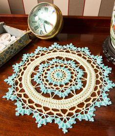letsjustgethooking :  Coventry doily free crochet pattern  DISCLAIMER ...