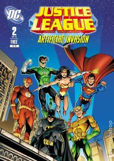 Justice League (2011) General Mills Presents 2