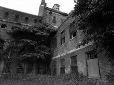Haunted Insane Asylum Photos and Stories [Slideshow]  Wernersville State Hospital in Pennsylvania.  This asylum is connected to tales of a headless orderly and the ghost of an elderly patient who carries a baby with her around the grounds.