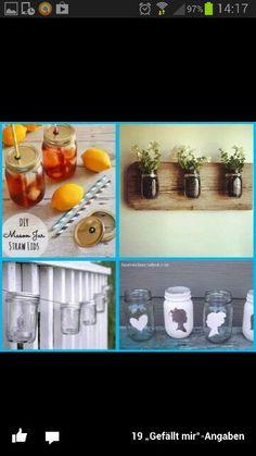 Upcycling jars