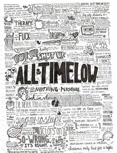 all time low music band Square Pillow Case Custom Zippered Pillow Case one side and two side Jack Barakat, A Day To Remember, Band Quotes, Music Quotes, Emo Quotes, Qoutes, Kellin Quinn, Pierce The Veil, Pop Punk