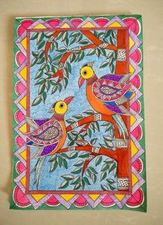 Easy art projects · new drawing animals tribal ideas worli painting, painting videos, fabric painting, Madhubani Paintings Peacock, Kalamkari Painting, Madhubani Art, Indian Art Paintings, Oil Paintings, Landscape Paintings, Worli Painting, Fabric Painting, Painting Videos