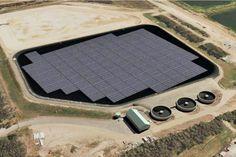 Floatovoltaics! Yay! Floating solar comes to arid South Australia  http://www.abc.net.au/news/2015-03-05/australian-first-floating-solar-farm-for-sa/6281374…