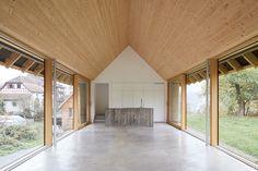 House Schneller Bader / Bearth & Deplazes