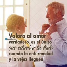 ¿Valoras al amor y c
