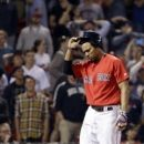 Dickey takes no-hitter into 6th Jays stop Bogaerts Bosox (Yahoo Sports)