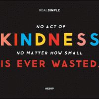 Kindness Quote by Aesop