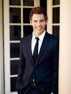 James Marsden *smile*