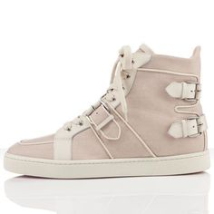 Christian Louboutin Mickael High Top Sneakers Caraibes0 being unfaithful limited offer,no taxes and free shipping.#shoes #womenstyle #heels #womenheels #womenshoes  #fashionheels #redheels #louboutin #louboutinheels #christanlouboutinshoes #louboutinworld