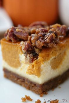 Cheesecake Pumpkin B