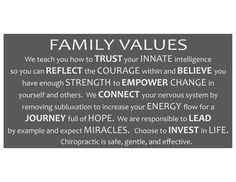 Wholelife Wellness wants to see your whole family!