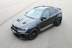 G-Power X6 M Typhoon wide-body