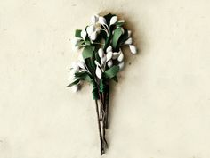 White Pip Berry Bobby Pins. Wild Floral Hair Pin Accents for Botanical Woodland Garden Wedding, Outdoor Ceremony. Spring Accessories. on Etsy, $20.00