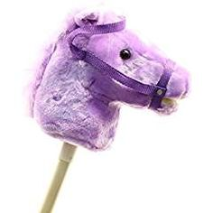 M & F Western Kid's Purple Talking Stick Pony Horse Horse Party Favors, Talking Sticks, Stick Horses, Wood Sticks, Pony Horse, Horses For Sale, Program Design, Toddler Toys, Westerns