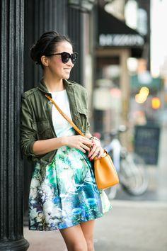Favorites :: Cropped utility jacket