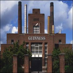 St James's Gate Brewery Guinness Dublin
