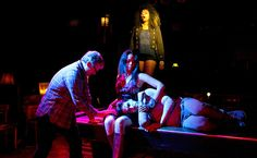 'Murder Ballad,' With Karen Olivo, at Manhattan Theater Club - NYTimes.com