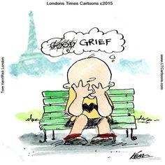 #charliehebdo #paris #terrorism #grief #tshirt 4 #benefit by @LTCartoons #redbubble #gift #sale
