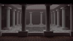 Virtualización de la domus 5F de La Alcudia