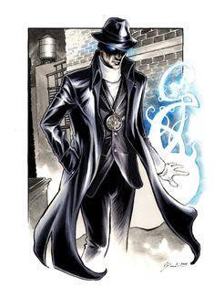 My beloved enemy as  Phantom Stranger(1) 67ed611f2ee39e8f8819d883e08674a6--marvel-dc-marvel-comics