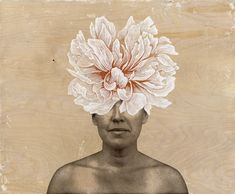 Piia Lehti: Unelma / Dream, 2015, silkscreen on plywood, 69 x 57 cm