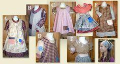 MissEm.com - Annies orphan costume, $79.00 (http://www.missem.com/annies-orphan-costume/)