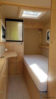 Truck Camper, Cargo Trailer Camper, Slide In Camper, Build A Camper, Pickup Camper, Cargo Trailers, Mini Camper, Trailer Build, Utility Trailer