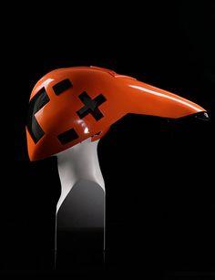Harmful Fixed Gear Helmet Mask by SmirkMasks