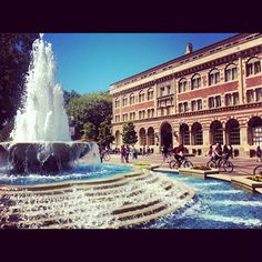 University of Southern California in Los Angeles, CA- and the Glorya Kaufman School of Dance