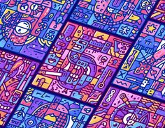 """Check out this @Behance project: """"Hidden Numbers"""" https://www.behance.net/gallery/52504403/Hidden-Numbers"""