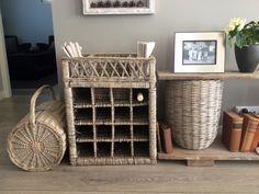 . Wicker Baskets, Home Decor, Decoration Home, Room Decor, Home Interior Design, Home Decoration, Woven Baskets, Interior Design