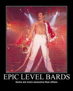 Epic Level Bards by MadAlchemist
